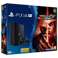 Console PS4 Pro 1 To Edition Tekken 7 Deluxe